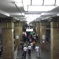 Napi képek - A moszkvai metró 1.