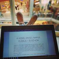 A HOME OFFICE NAPOS OLDALA