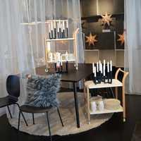 Karácsonyi hangulatú reggeli az Ikeában