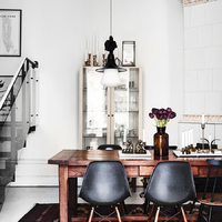 Egy svéd fényképész pár irigylésre méltó otthona