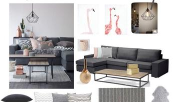 Másold a stílust! - Szürke kanapé