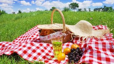 Hurrá, piknikezünk!