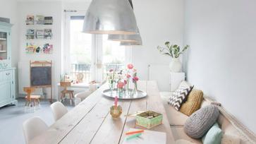 Egy bohókás otthon Amszterdamban