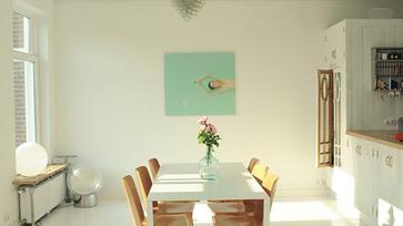 Egy tökéletes családi otthon Amszterdamban