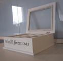 Egy teafilteres doboz átlényegülése