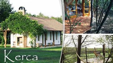 Kedvenc helyek: Kerca Bio Farm igazi lombházzal