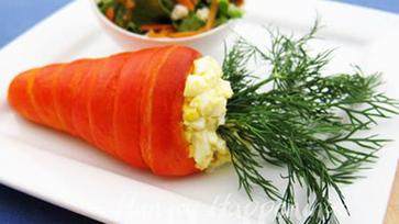 Öltözzenek az ételek is húsvéti ruhába