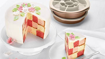 A Tchibo most tavaszt és csodás süteményeket hoz az otthonunkba