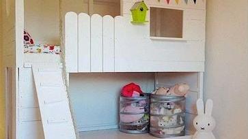 Szuper IKEA hack ötletek a gyerekszobába