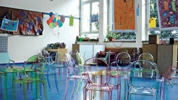 Mini székek gyerekeknek
