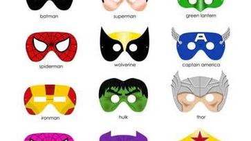 Nyomtassunk: Last minute Halloween maszkok