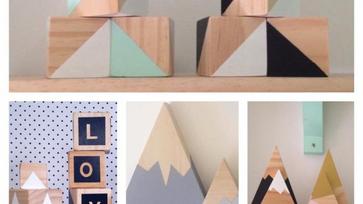 Fl'Art Design: skandináv lakáskiegészítők kicsiknek és nagyoknak