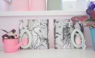 Pikk-pakk húsvéti dekoráció a gyerekszobába