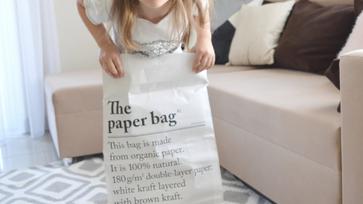 Mire jó a papírzsák?