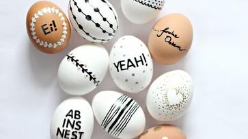 31 menő húsvéti tojás ötlet