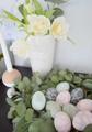 Mókás húsvéti tojásfestés krétafestékkel