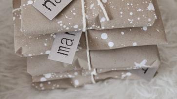 Csomagoljuk stílusosan az ajándékokat!
