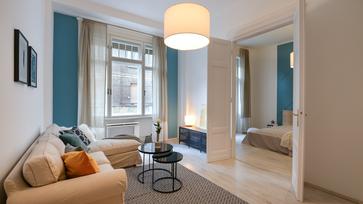 Home staging egy belvárosi lakás esetében