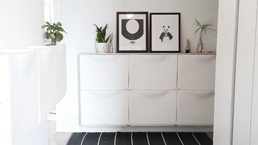 A legsokoldalúbb és mégis megfizethető tároló, az Ikea TRONES