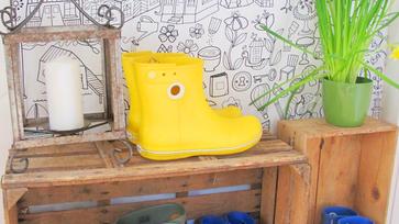 Egy kreatív blogger derűs és gyerekzsivajjal teli otthona