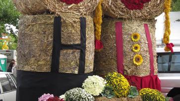 Helyzetjelentés a Vecsési Káposztafesztiválról – dekorációs szemmel