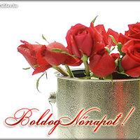 Boldog Nőnapot kívánok!