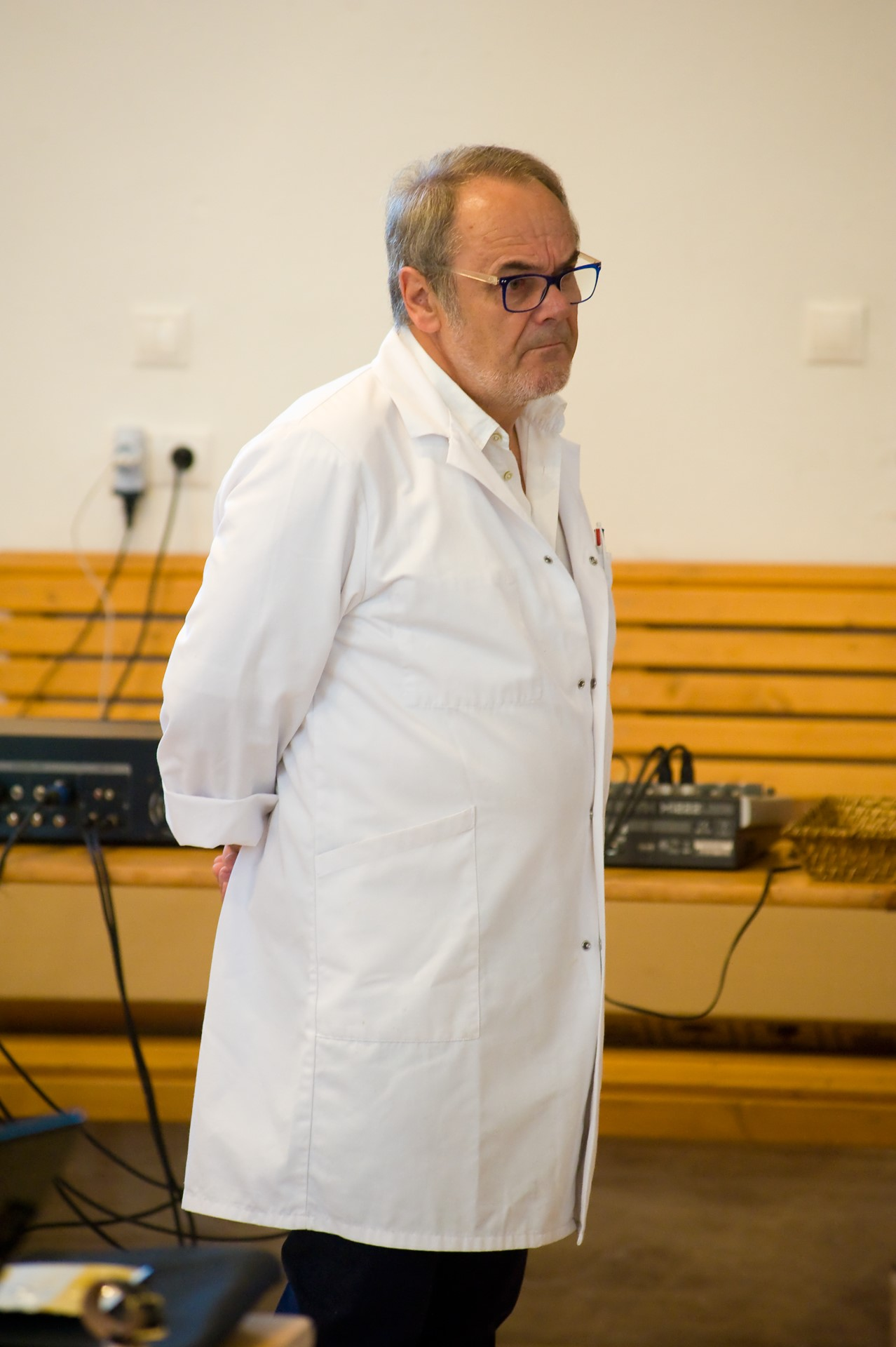 Lionel Guerin beszél a sajtkészítésben hasznos baktériumok és gombák szerepéről - Beszámoló a blogon hamarosan!