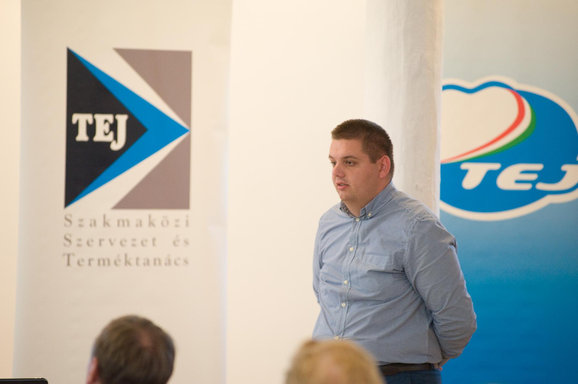 A tej útja (előadó: Szávuly Attila, kereskedelmi vezető, Nagyküküllő Mezőgazdasági Szövetkezet, Székelykeresztúr)