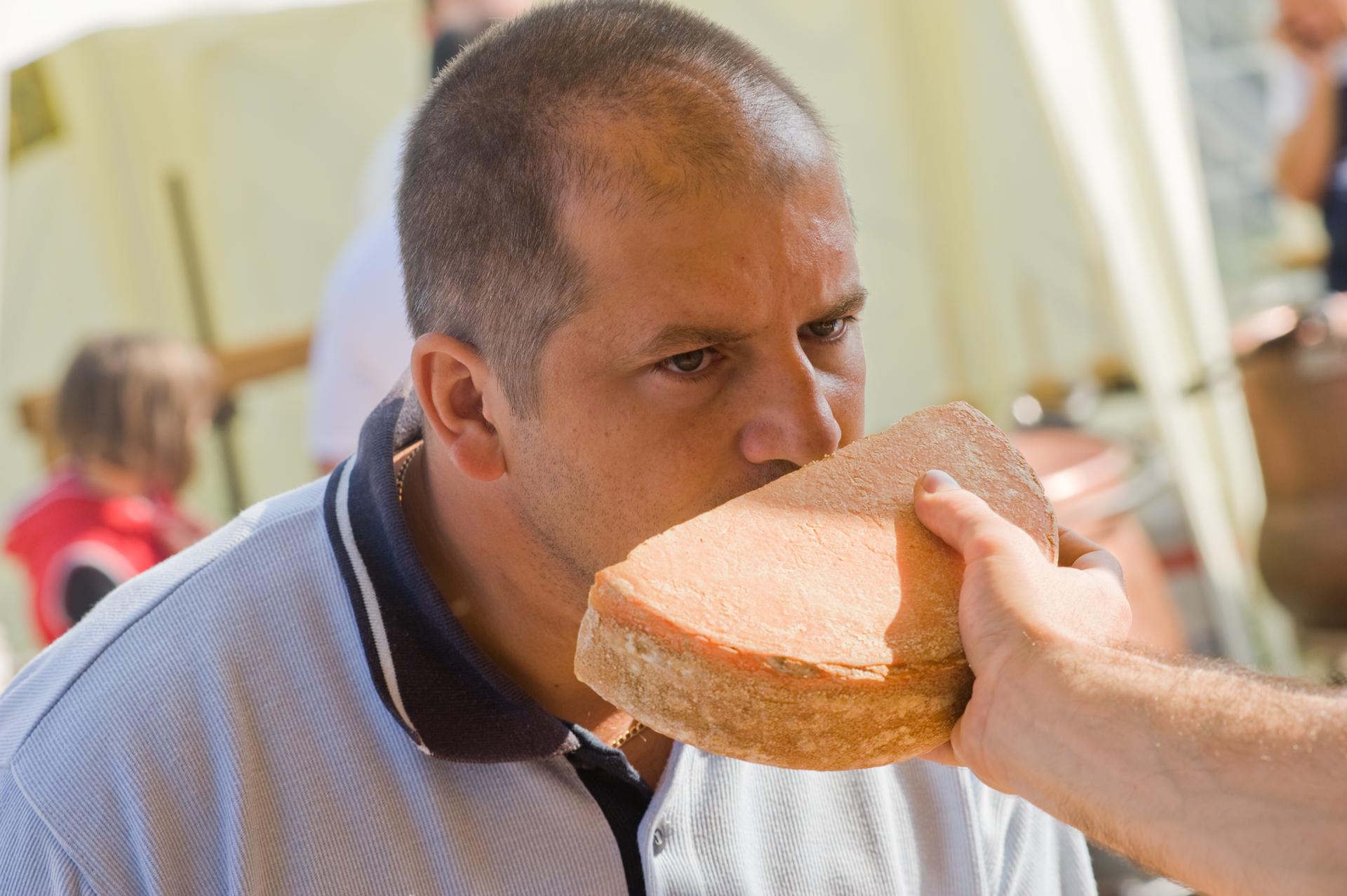 Stercer Sándor sajtot szagol!