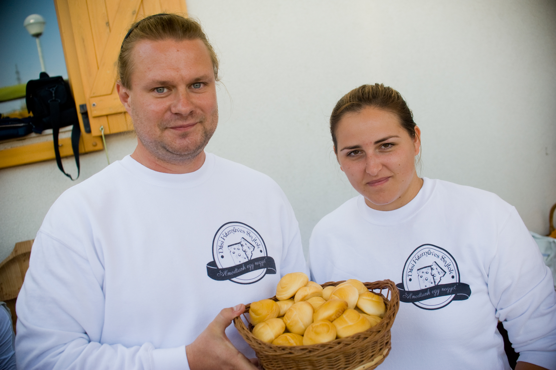 Ulrich Ábel, Dási kézműves sajtok