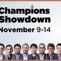 LIVE! - 20:00 - Magnus Carlsen - Ding Liren - Champions Showdown 2017 Saint Louis USA 09.11.2017- 14.11.2017
