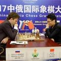 Végeredménnyel - LIVE! - Yu Yangyi vs Alexander Grischuk  1-3 - Match 2017 Jiayuguan, China  2017-07-20 - 2017-07-24