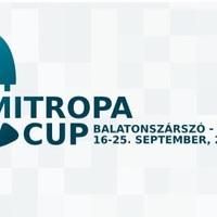 LIVE! - Mitropa Cup 2017 Balatonszárszó HUN 17.09.2017- 25.09.2017