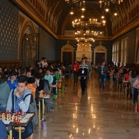 Végeredménnyel -  Iskolások Sakk-világbajnoksága - FM  Persányi Barnabással - World Schools Individual Chess Championships, Iasi, Romania 21-30 April 2017