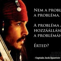 Hallgass Jack Sparrow-ra!