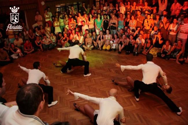 Bailaton Salsa Fesztivál 2009: Fellépés