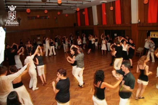 Bailaton Salsa Fesztivál 2009: Parti rueda