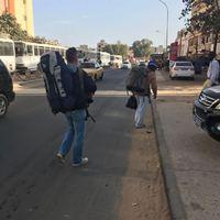 2018. febr. 3 - Az utolsó délelőttünk Dakarban