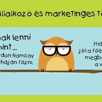 Vállalkozó és marketinges története