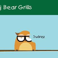 Az új Bear Grills