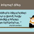 Az internet átka
