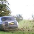 Rolls Royce, a tökéletes raliautó