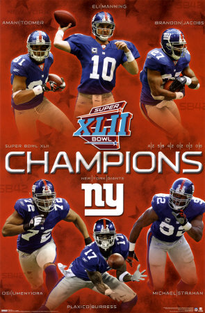 A New York Giants