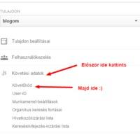 Hogyan tudom használni a Google Analytics-et a blogomon?