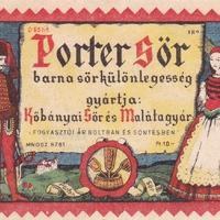 A magyar porter