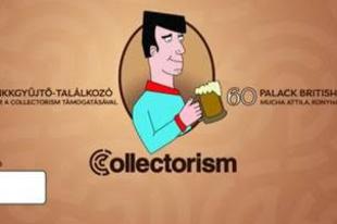 Sörcikkgyűjtő találkozó és Collectorism sör
