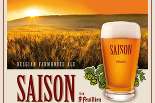 A belga sör szezonja