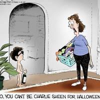 Sosem leszel Charlie Sheen