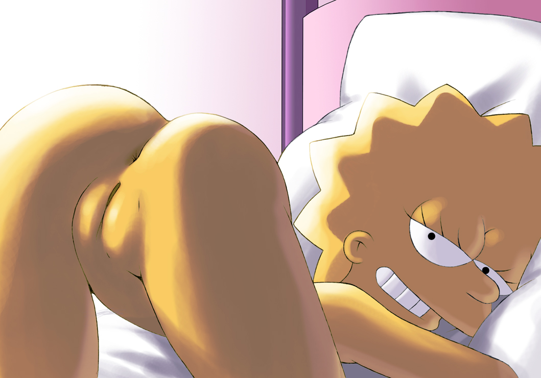 Lisa Simpson Hentai