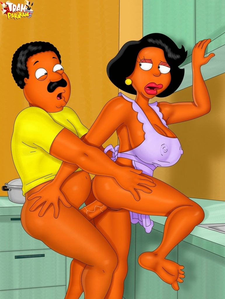 Roberta Cleveland Naked Amazing sexy cartoons-simpson család, family guy